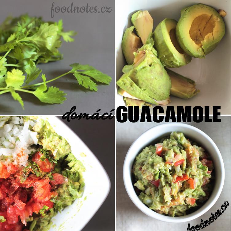 Recept na pravé domácí guacamole