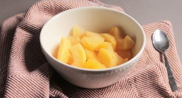 Rychlý domácí kompot z jablek