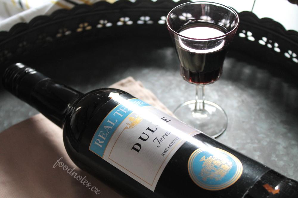 Sladké španělské sherry