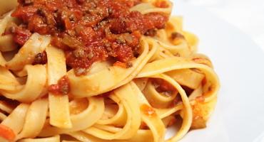Boloňské ragú - italský recept