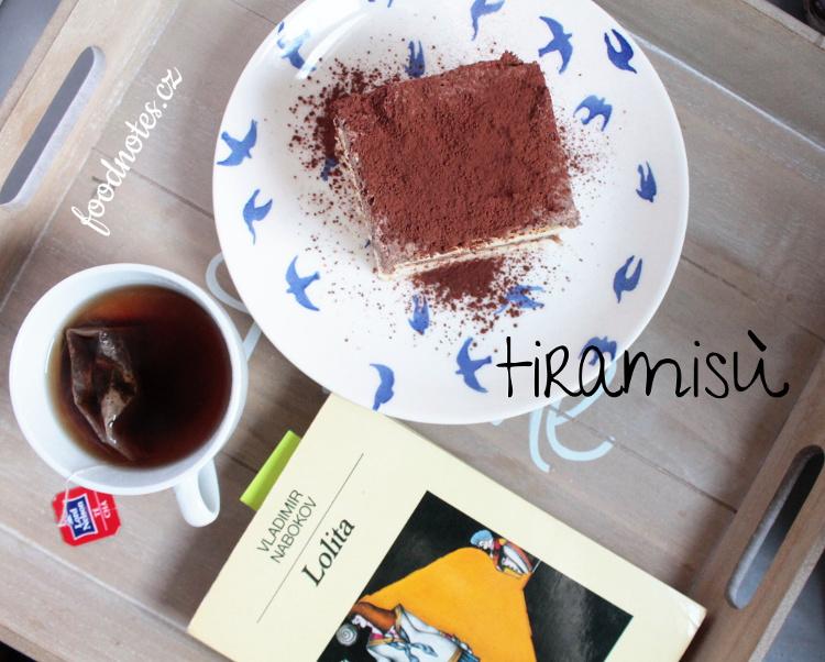 Pravé italské tiramisu - jednoduchý recept