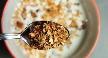 Jednoduchá domácí granola, univerzální recept