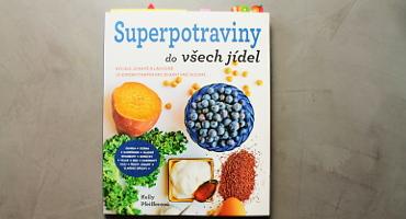 Recenze kuchařky Superpotraviny do všech jídel