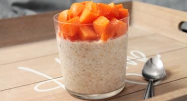 Jednoduchý overnight oat - univerzální recept