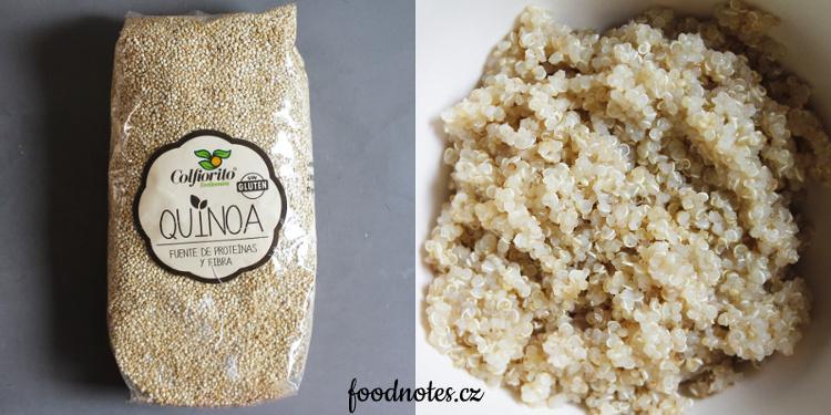 Jednoduchý postup, jak uvařit quinou