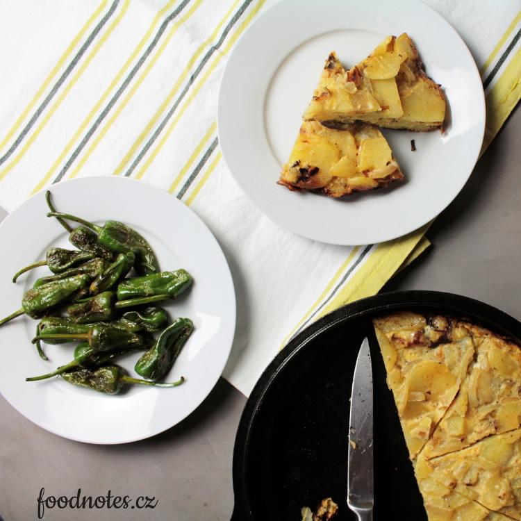 Jednoduché španělské recepty přímo ze Španěl