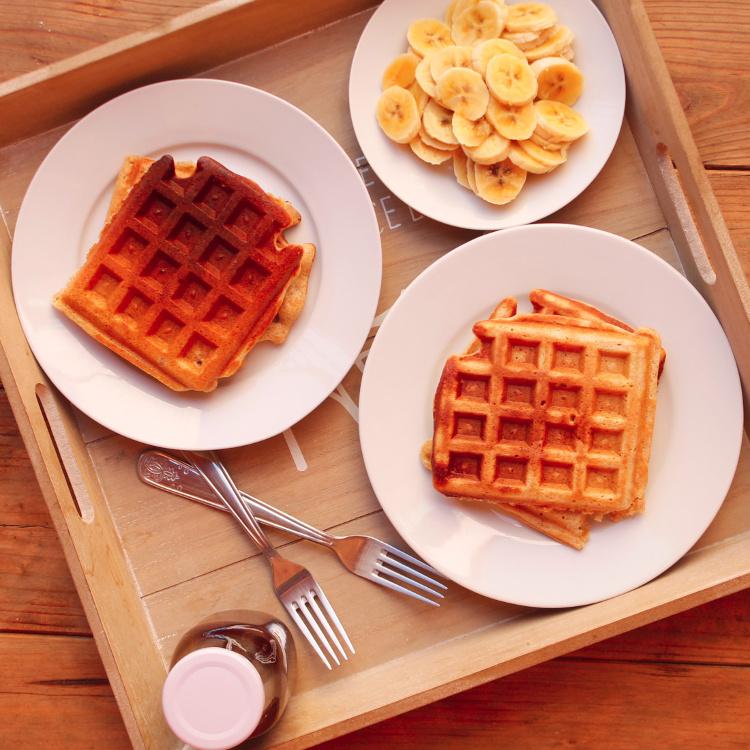 Skvělé domácí vafle - nejlepší a nejjednodušší recept