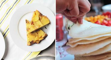Rozdíl mezi španělskou a mexickou tortillou plus recept