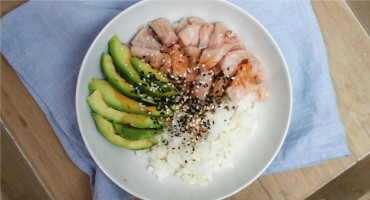 Recept na sushi misku