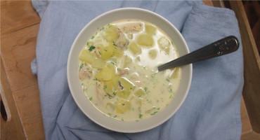 Jak připravit lososový vývar a polévku?