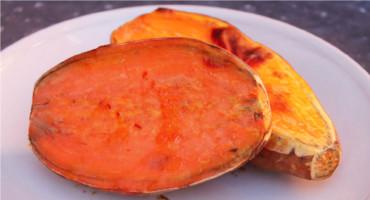 Jak upéct batáty, sladké brambory?