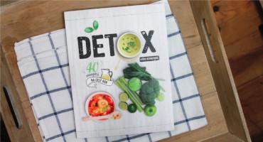 Recenze kuchařky Detox od Metafory