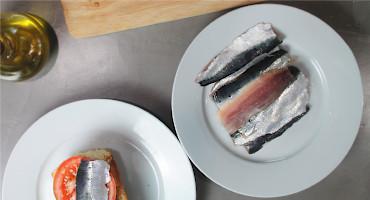 V soli naložené ryby - jednoduchý recept
