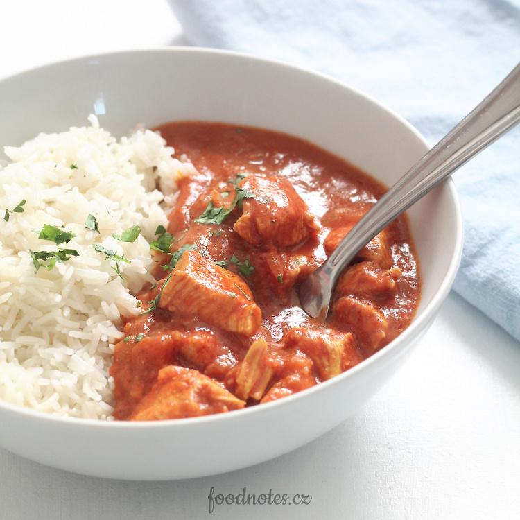 Jednoduchý recept na skvělé domácí curry