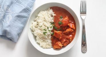 Domácí kuřecí curry - jednoduchý recept