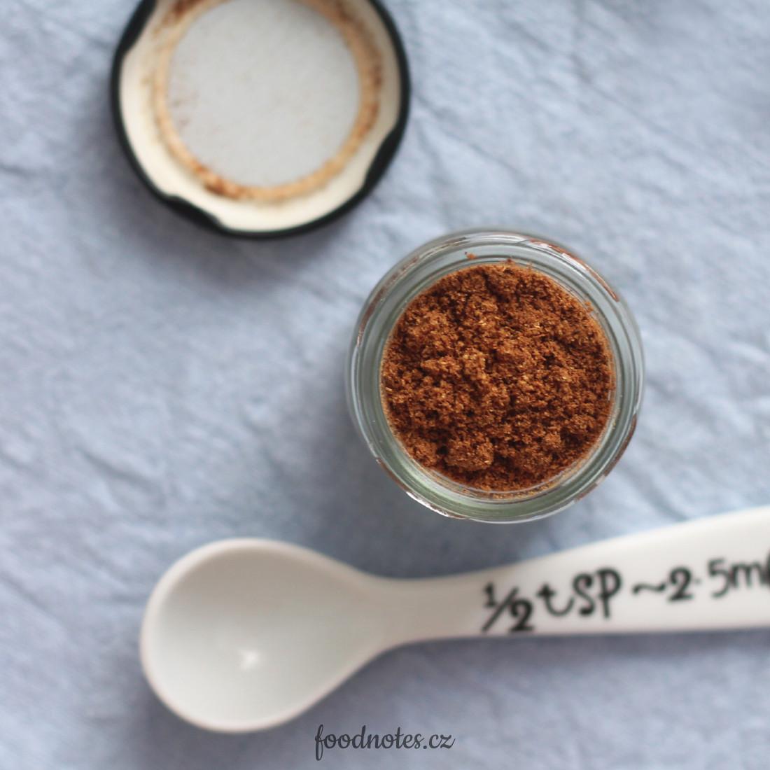Jak udělat asijské koření garam masala doma?