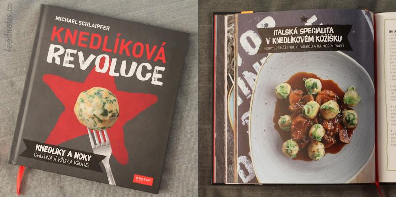 Knedlíková revoluce, kuchařka od PRESCO