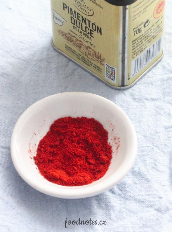 Španělská uzená paprika pimentón de la Vera - co to je a do čeho ji můžeme použít?