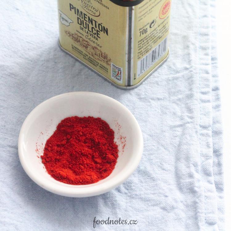 Španělská uzená paprika pimentón de la Vera - co to je a kam ji můžeme použít?