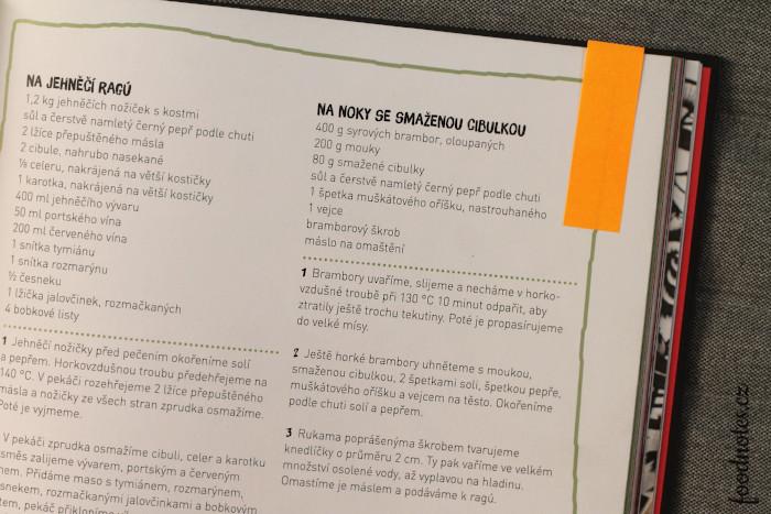 Recept na bramborové noky podle knedlíkové kuchařky