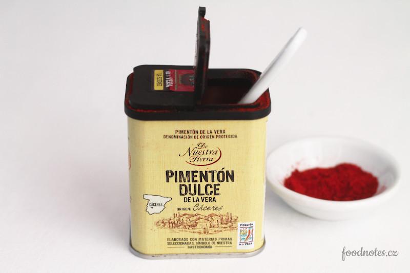 Španělská uzená mletá paprika - co to je a jak se používá?