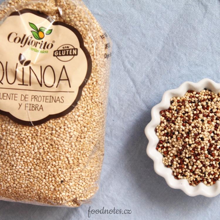 Využití quinoy při vaření