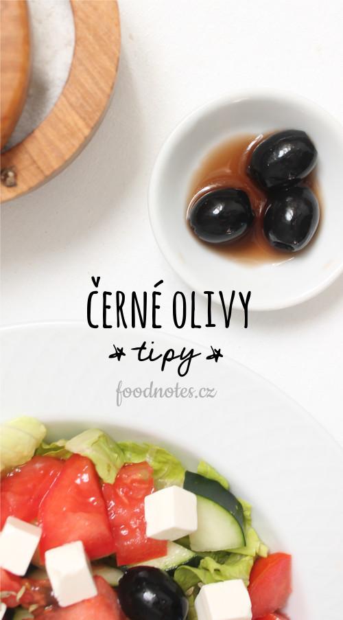 Tipy, jak využít v kuchyni černé olivy
