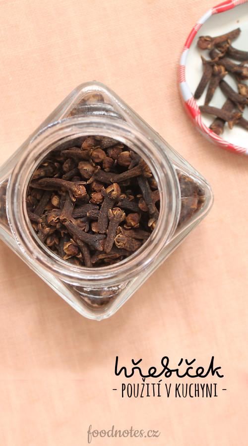Co je hřebíček a jak toto koření využít při přípravě jídel i nápojů?