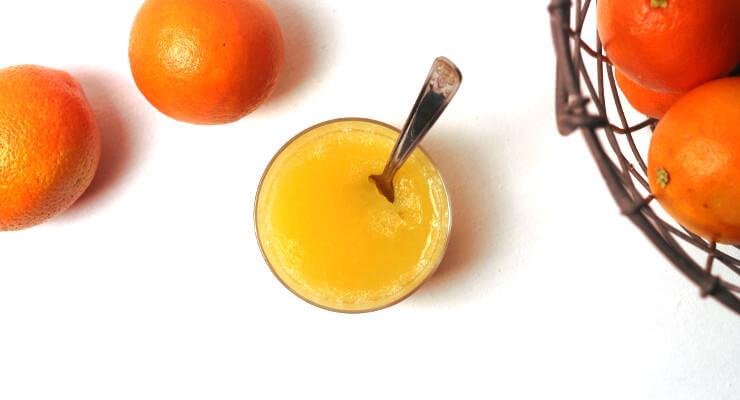 Rychlý recept na domácí pomerančové želé