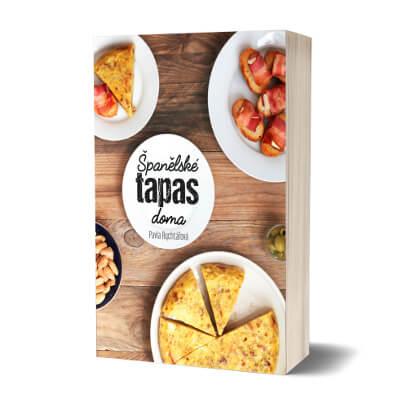 Ebook španělské tapas - jednoduché autentické recepty