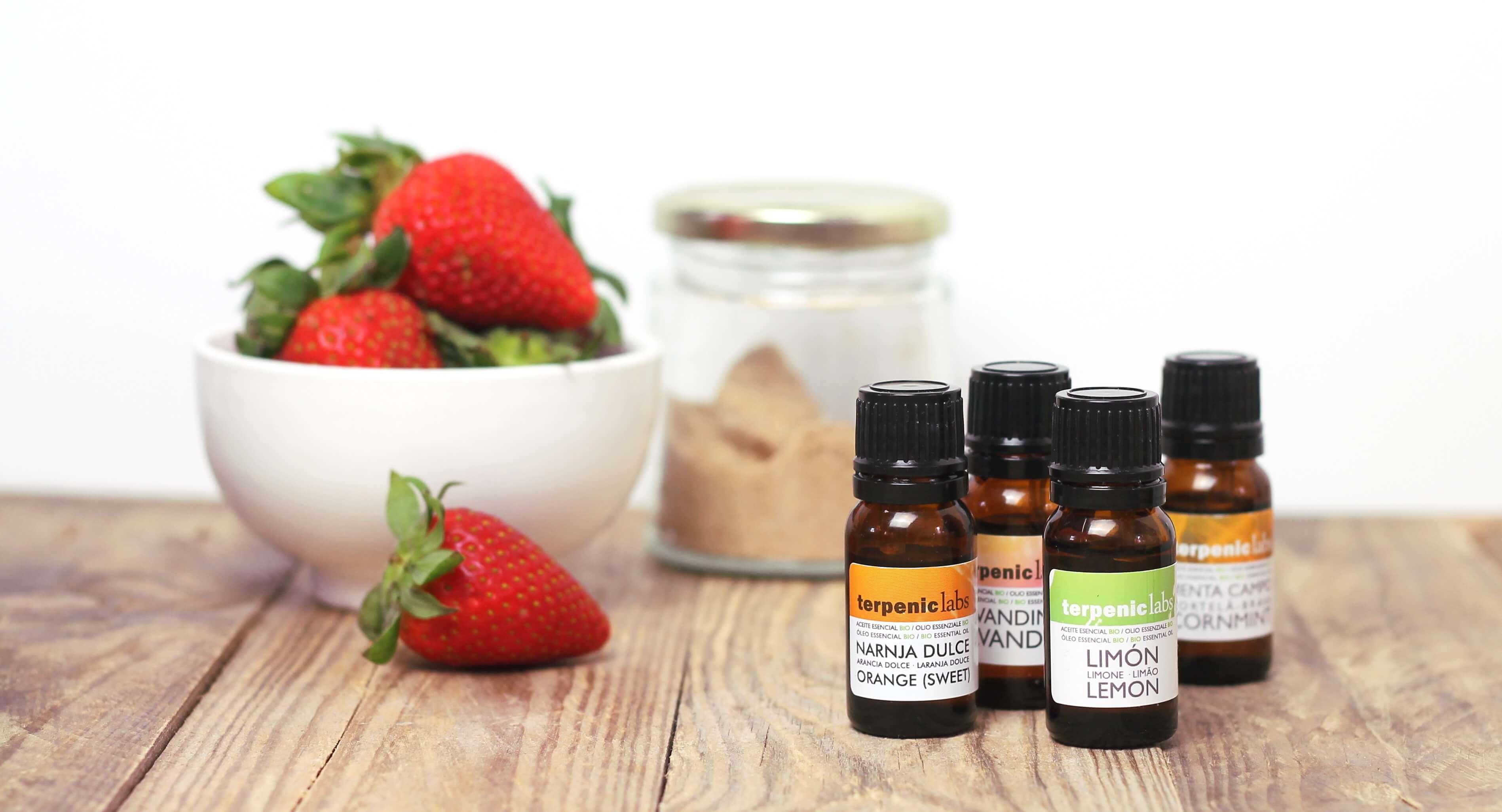 Esenciální oleje jako potravinářské aroma