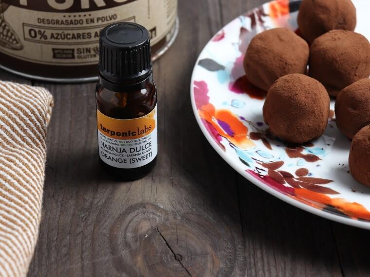Esenciální oleje pro použití do jídla